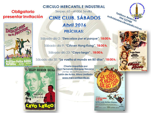 cine club abril16