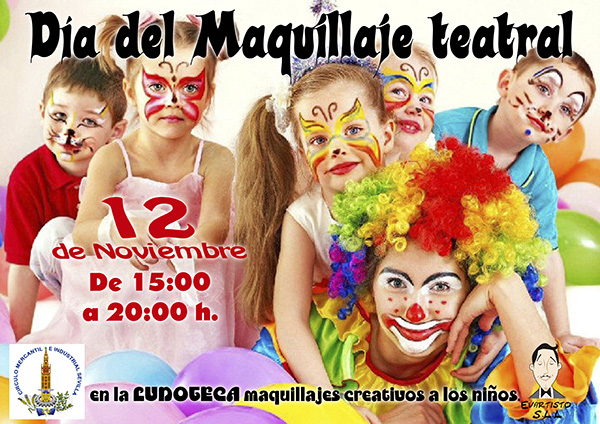 maquillaje teatral 9 11 16