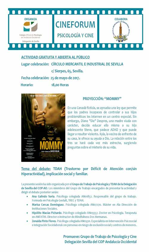 cine forum mommy 18 5