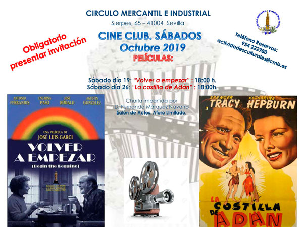 cine club oct